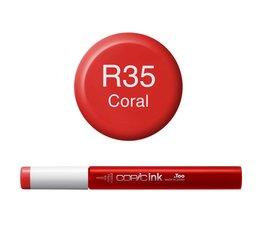 Copic inktflacon Copic inktflacon R35 Coral