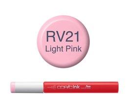 Copic inktflacon Copic inktflacon RV21 Light Pink Copic inktflacon