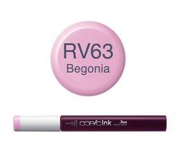 Copic inktflacon Copic inktflacon RV63 Begonia