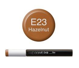 Copic inktflacon Copic inktflacon E23 Hazelnut