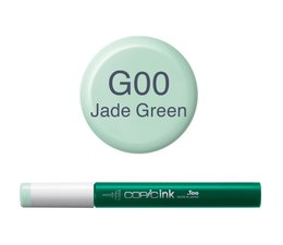 Copic inktflacon Copic inktflacon G00 Jade Green