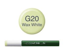 Copic inktflacon Copic inktflacon G20 Wax White