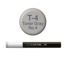 Copic inktflacon Copic inktflacon T4 Toner Gray 4