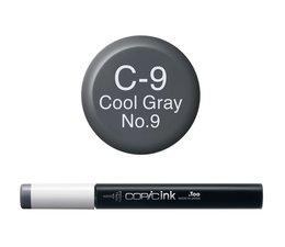 Copic inktflacon Copic inktflacon C9 Cool Gray 9