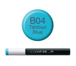 Copic inktflacon Copic inktflacon B04 Tahitian Blue