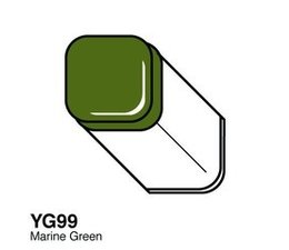 Copic marker original Copic marker YG99 marine green