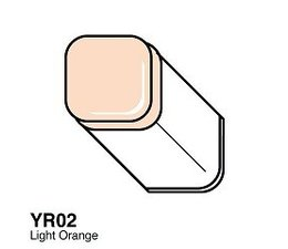 Copic marker original Copic marker YR02 light orange