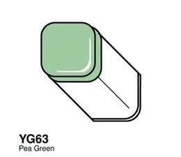 Copic marker original Copic marker YG63 pea green