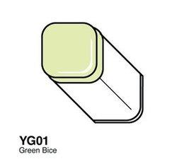Copic marker original Copic marker YG01 green bice