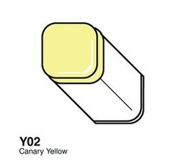 Copic marker original Copic marker Y02 canary yellow