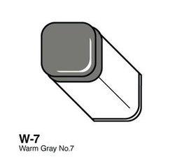 Copic marker original Copic marker W07 warm gray 7