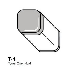 Copic marker original Copic marker T04 toner gray 4