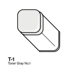 Copic marker original Copic marker T01 toner gray 1