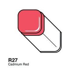 Copic marker original Copic marker R27 cadmium red