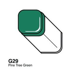 Copic marker original Copic marker G29 pine tree green