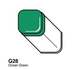 Copic marker original Copic marker G28 ocean green