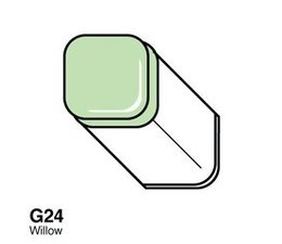 Copic marker original Copic marker G24 willow