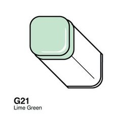 Copic marker original Copic marker G21 lime green