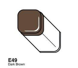 Copic marker original Copic marker E49 dark brown