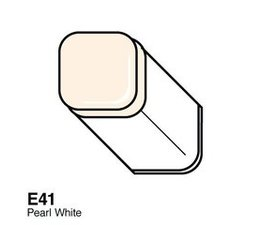 Copic marker original Copic marker E41 pearl white