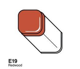 Copic marker original Copic marker E19 redwood