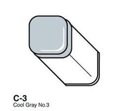 Copic marker original Copic marker C03 cool gray 3