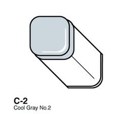 Copic marker original Copic marker C02 cool gray 2