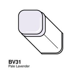 Copic marker original Copic marker BV31 pale lavender