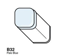 Copic marker original Copic marker B32 pale blue
