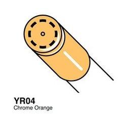 Copic Ciao marker Copic Ciao marker YR04 chrome orange