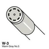 Copic Ciao marker W3 warm gray 3