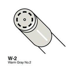 Copic Ciao marker Copic Ciao marker W2 warm gray 2