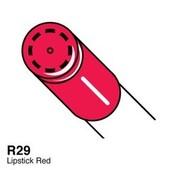 Copic Ciao marker R29 lipstick red