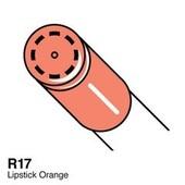 Copic Ciao marker R17 lipstick orange