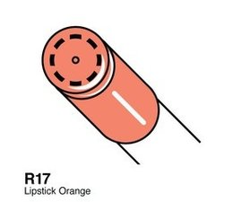 Copic Ciao marker Copic Ciao marker R17 lipstick orange