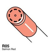 Copic Ciao marker R05 salmon red