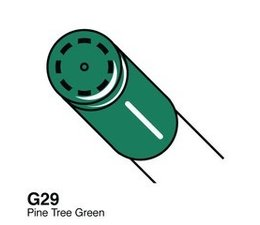 Copic Ciao marker Copic Ciao marker G29 pine tree green