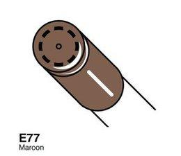 Copic Ciao marker Copic Ciao marker E77 maroon
