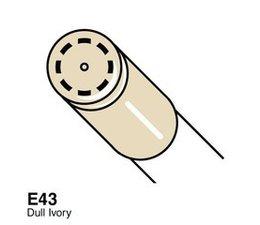 Copic Ciao marker Copic Ciao marker E43 dull ivory