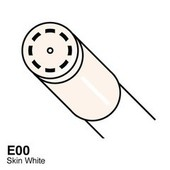 Copic Ciao marker E00 skin white
