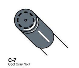 Copic Ciao marker Copic Ciao marker C7 cool gray 7