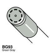 Copic Ciao marker BG93 green gray