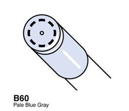 Copic Ciao marker Copic Ciao marker B60 pale blue gray