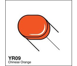 Copic Sketch marker Copic Sketch marker YR09 chinese orange