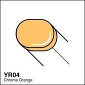 Copic Sketch marker YR04 chrome orange