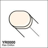 Copic Sketch marker YR0000 pale chiffon