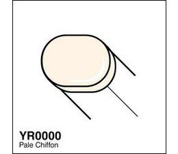 Copic Sketch marker Copic Sketch marker YR0000 pale chiffon
