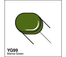 Copic Sketch marker Copic Sketch marker YG99 marine green