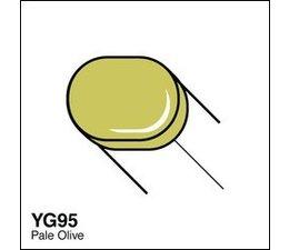 Copic Sketch marker Copic Sketch marker YG95 pale olive