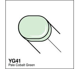 Copic Sketch marker Copic Sketch marker YG41 pale cobalt green